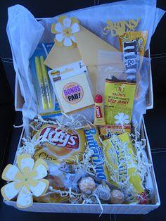 """My take on """"Sunshine in a Box""""!"""
