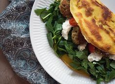 Greek Recipes, Mexican Food Recipes, Ethnic Recipes, Easy Recipes, A Food, Food And Drink, Foods With Gluten, Salmon Burgers, Foodies
