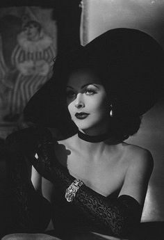 Hedy Lamarr: original femme fatale (and inventor of frequency hopping!)