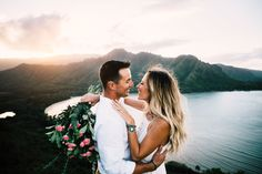 I would love a wedding or engagement picture with mountains in the background.