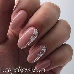 Shellac Nails, Nail Manicure, Toe Nails, Stiletto Nails, Nail Polish, French Pedicure, French Nails, Classy Nails, Nail Trends