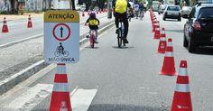 A modificação não foi bem recebida pelos ciclistas da Capital, que alegam ter sido pegos de surpresa