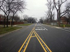 Complete Road Striping Services in Sun City Florida