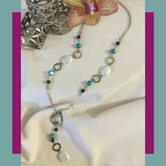 SOIE | Asesoría de Imagen | Collares | Colombia - Tienda Online | Green, Turquoise & Nacar Green Turquoise, Pandora Charms, Washer Necklace, Charmed, Bracelets, Collection, Jewelry, Templates, Wardrobe Capsule