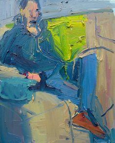 Paintings of artist Jennifer Pochinski Basic Painting, Figure Painting, Painting & Drawing, University Of Hawaii, Bachelor Of Fine Arts, Portrait Inspiration, Figurative Art, Fashion Art, Cool Art