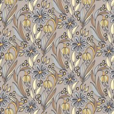 Amy Reber, artist PATTERN DESIGN from my CAMPING TRIP :)  #textiles #fabric