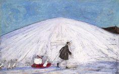 sieben Schwestern Und Ein Leuchtturm Saw Three Ships Sam Toft Kunstdruck