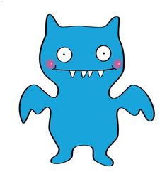 How to Draw Ugly Dolls