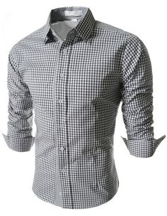 "The ""Rochester"" Checker Print Dress Shirt – Tattee Boy Clothes"