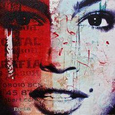 Detail page - Meest uitgebreide collectie fotografie op plexiglas en grote schilderijen Cobra Art, Foto Poster, Art Journal Inspiration, Acrylic Painting Canvas, Plexus Products, Pop Art, Red And White, Contemporary Art, Pin Up