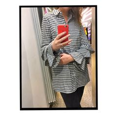 Smart Casual Shirts, Pink Cadillac, Fashion Boutique, Work Wear, Button Up, Ruffle Blouse, Blouses, Tops, Women