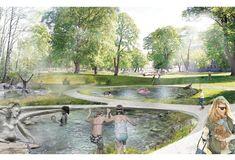 Archipelgo K | Sweden | POOL #conceptual #planning #landscape
