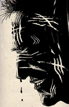 Victor Zsasz for Sketch Lottery Batman Universe, Comics Universe, Victor Zsasz, The New Batman, Batman Beyond, Arkham Asylum, Batman Family, Detective Comics, Dark Knight