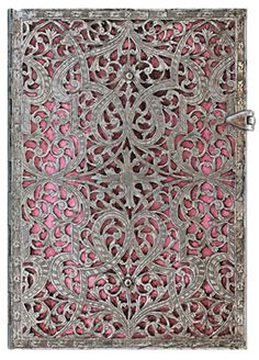 Silver Filigree Collection - Paperblanks ___ This will probably be my next one, almost filled up the last now. :-o