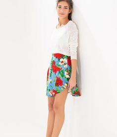 saia running floral thais