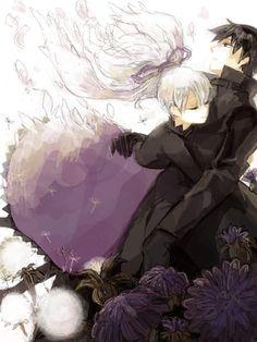 Hei and Yin (Darker than Black)