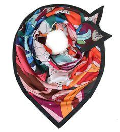 ★ POM Amsterdam Flowers in a shawl