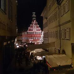 Mittelalterlicher Weihnachtsmarkt Esslingen