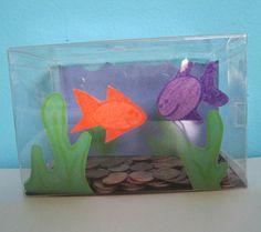 Craft Project: Fish Bank