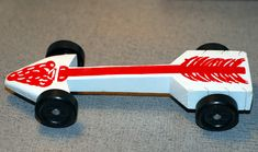 Pinewood Derby Winning Cars | Pinewood Derby Times Newsletter Volume 9 Issue 9