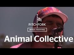 """Animal Collective perform """"Today's Supernatural"""" at Pitchfork Music Festival 2011"""
