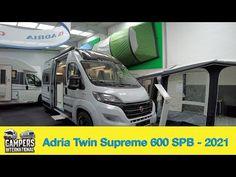 YouTube Supreme, Fiat Ducato, Camper, Youtube, Twins, Van, Vehicles, Caravan, Travel Trailers