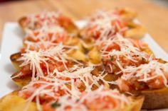 Bruschetta - Delicio