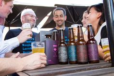 Glasgow agency gives Aussie brews a fresh image