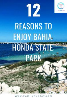 Bahia Honda State Park on Big Pine Key maybe the furthest you need to go in the Florida Keys. This historical Florida State Park has all the amenities a family . Florida East Coast, State Of Florida, Bahia Honda State Park, Key West, Dream Vacations, State Parks, Kayaking, Things To Do, Joy