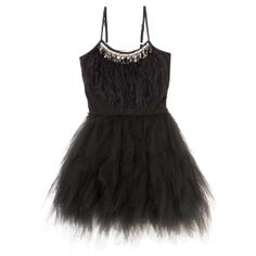 Tutu du Monde Swan Queen Tutu Dress in Black. Available to rent for photo shoots, weddings, and special events at raineyscloset.com