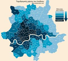 London poscode areas and rent level heat map Camden London, North London, East London, London City, Stamford Hill, Best Places In London, House Removals, Finsbury Park, Heat Map