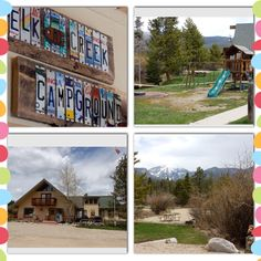 Elk Creek Campground in Grand Lake is right next to Rocky Mountain National Park!