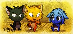 Exceed!FT- Let's Form A Team by xAshleyMx.deviantart.com on @deviantART