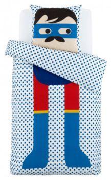 MY NAME IS - Housse de couette enfants - Textiles de Nuit - Décoration | FLY - 39,99€