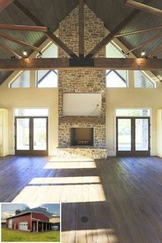 If you are going to build a barndominium, you need to design it first. And these finest barndominium floor plans are terrific concepts to begin with. Jump this is a popular article Custom Barndominium Floor Plans Pole Barn Homes Awesome. Style At Home, Barndominium Floor Plans, Barndominium Pictures, Barndominium Texas, Barn House Plans, Home Floor Plans, Custom Floor Plans, Barn Plans, Steel Buildings