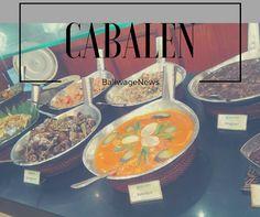 BaliwageNews: CABALEN Restaurant - SM City Baliwag