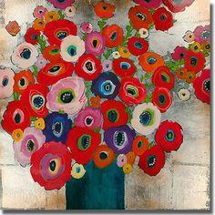 <li>Artist: Liz Jardine</li><li>Title: Cotton Candy</li><li>Product Type: Canvas Art</li>