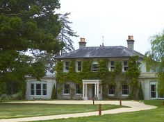 The Pig - Hampshire, England -  A locavore kitchen with 26 guest rooms in a limestone seventeenth-century manor house and redbrick dependency buildings 13 miles from Southampton. It's surrounded by kitchen gardens, open fields, and one of Britain's national treasures, New Forest National Park.