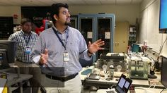 Learn about NASA's Prognostics Lab from Jose Celaya, Research Scientist at the Prognostics Center of Excellence in NASA Ames Research Center. #NASA #Aerospace #Astronauts #Space #Design