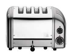 The 4 slot NewGen toaster is perfect for the whole family, or canteen, and offers all the same functionality as the 2 slot NewGen. - in Metallic Silver
