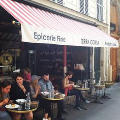 Terra Corsa – A slice of Corsica in Paris | my parisian life. 42 Rue des Martyrs 75009 Paris France Opening hours: Monday to Saturday 10am to 9:30pm, Sunday 10am to 7pm. Metro: Notre-Dame-de-Lorette or Saint George (line 12)