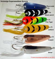 Sovereign Superbaits - predator and lure fishing specialists Pike Fishing, Fishing Tackle, Tiger, Predator, Spoons, Fishing Equipment, Fishing Rigs, Spoon