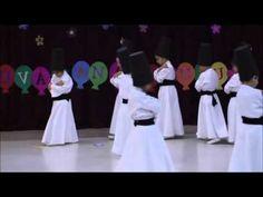 ÖZEL MİNİ YUVA ANAOKULU MEVLANA GÖSTERİSİ - YouTube