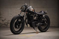 Yamaha SR500 1985 Cafe Racer by Sydney Cafe Racers #motorcycles #caferacer #motos | caferacerpasion.com