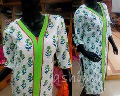 Code:2906160 - Printed Cotton kurti, Price INR:990/-