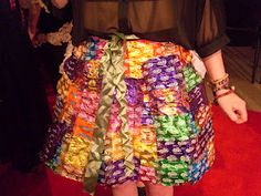 Trashion show at Grimsby Institute
