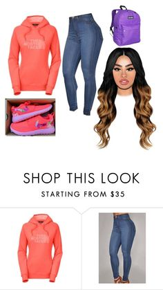 """""""Collection"""" by dancer4life-325 ❤ liked on Polyvore featuring beauty, The North Face and Everest"""