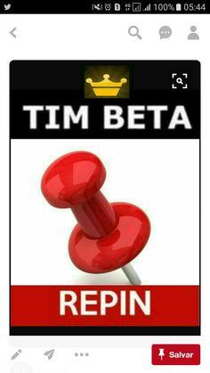 Ta quase lá, gente. #precisoderepin #betaajudabeta #timbetalab #timbeta #queroserbetalab #tim #beta #trocorepin