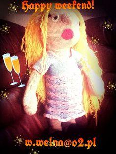 Lalka  Doll  #Doll #Dolls #Handmade #Crochet