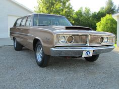 This 1966 Dodge Coronet Is Dragin' Wagon Perfection – Factory Looks, Stoker Power, Stock Interior